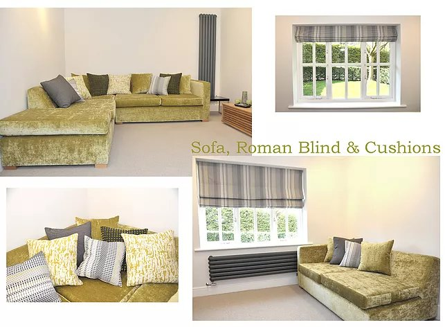 roma blinds & cushions