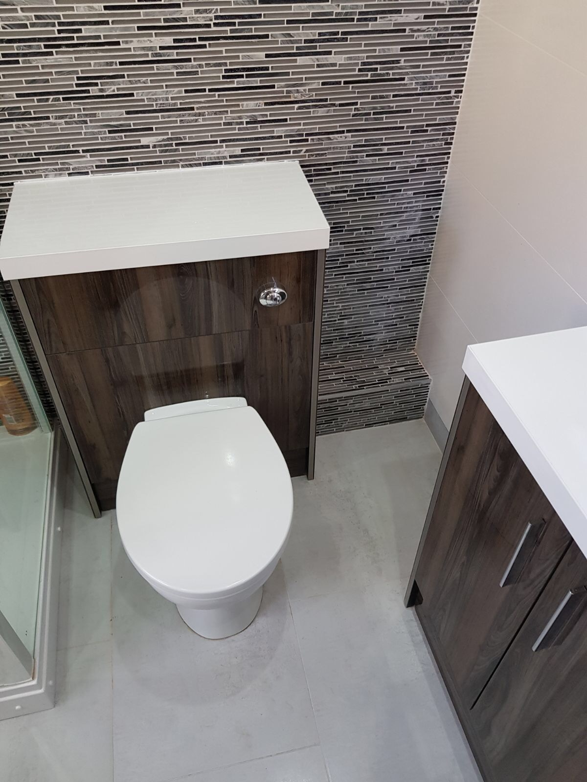 fitted bathroom