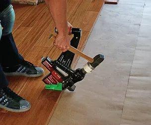 wood style floor