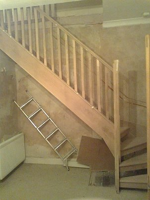 attractive stairs